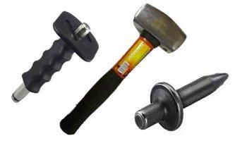 Masonry Tool-Hammer-Nail