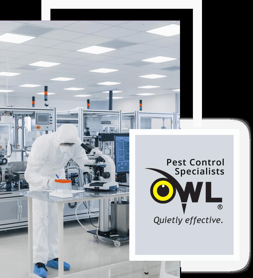 pest-control-services-for-laboratories-Owl Pest Control Dublin