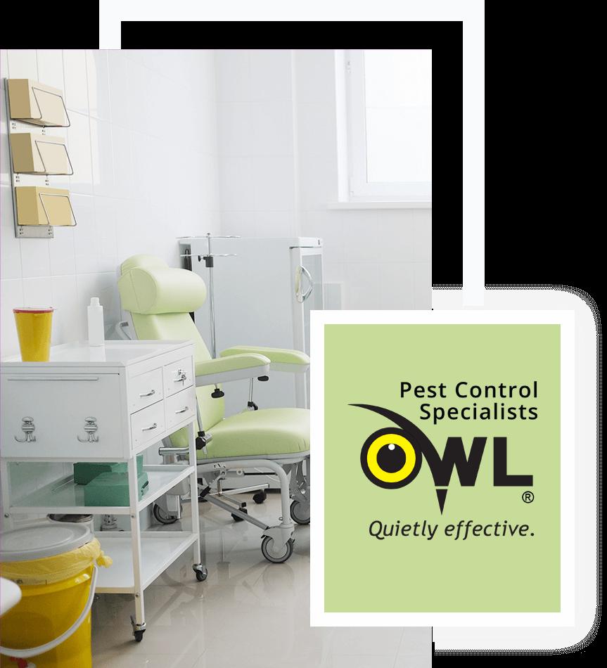 pest-control-services-for-surgeries-Owl Pest Control Dublin