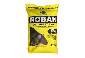 Roban Cut Wheat Bait - Owl pest control Dublin