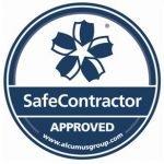 SafeContractor-new-logo-s-Owl pest control Dublin