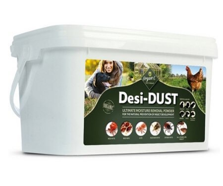 diatomaceous-earth-DE-desi-dust-Owl Pest control Ireland
