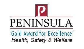 peninsula-gold award health & safety-Owl pest control Dublin