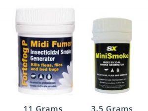 Fumigant Insecticides
