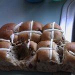 Mice ate bread - food contamination