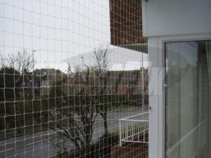 balcony netting kit