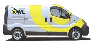 Owl Service Van