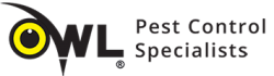 Owl Pest Control Specialists Dublin Main Logo